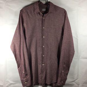 GlanShirt - Italian Shirts by Slowear. Red Check